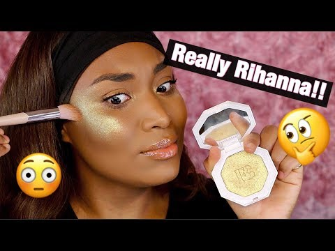 Thumbnail: FULL FACE FENTY BEAUTY by RIHANNA -- IRISBEILIN
