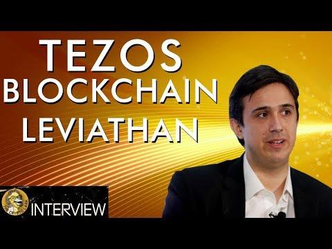 Tezos - Blockchain Power House