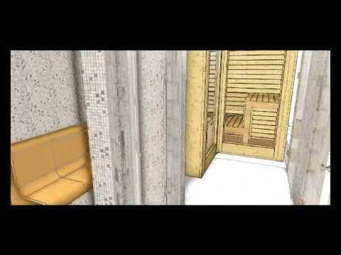 sauna e bagno vapore