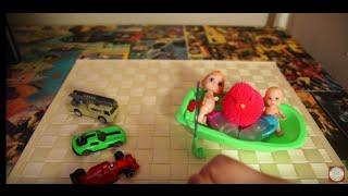Вредные игрушки - Хорошие машинки и плохие цыплята(, 2014-04-02T09:51:32.000Z)