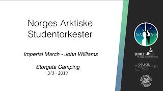 Imperial March - Norges Arktiske Studentorkester