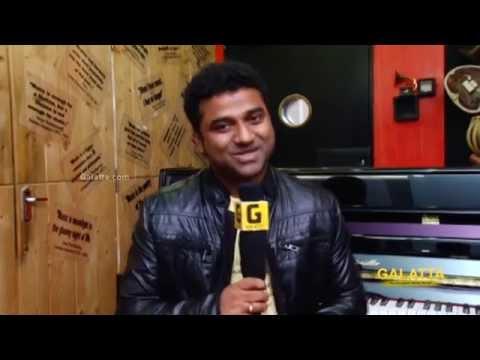 Music Director DSP on Ilayathalapathy Vijay's Puli Galatta Exclusive | Galatta Tamil