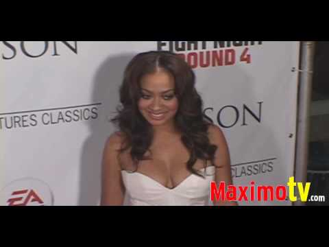 LALA VAZQUEZ at MIKE TYSON Premiere Movie
