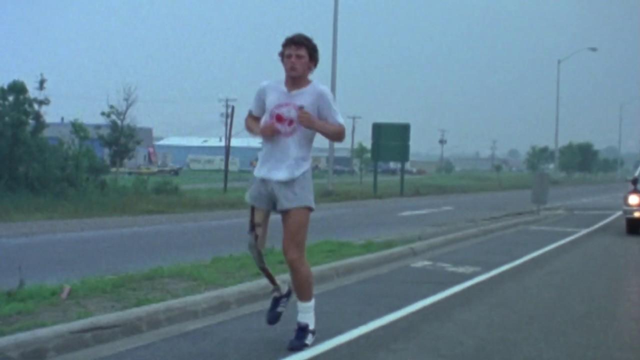 Terry Fox - 40 Years of Hope - YouTube