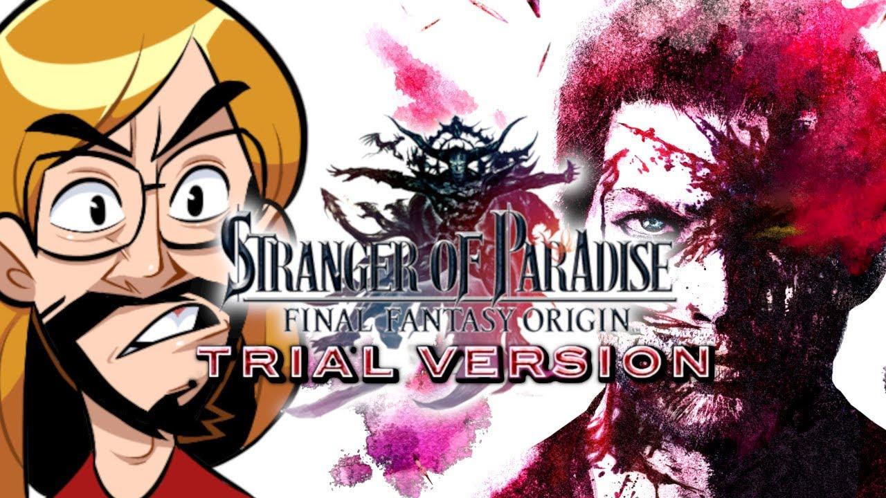 IT'S TIME TO KILL CHAOS! Final Fantasy Origin Hard Mode - Trial Version