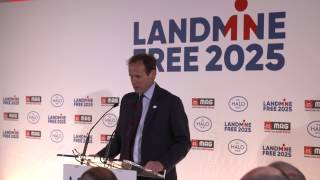 LandmineFree 2025 Speeches