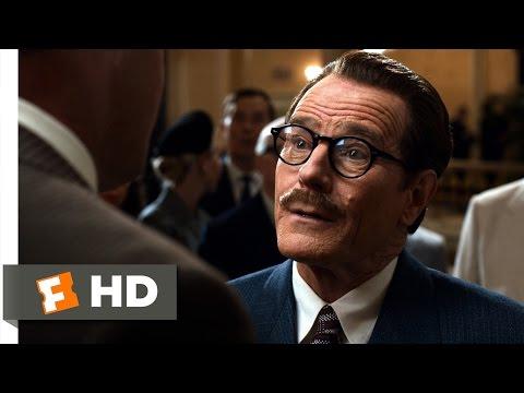 Trumbo (2015) - Clashing with John Wayne Scene (1/10) | Movieclips