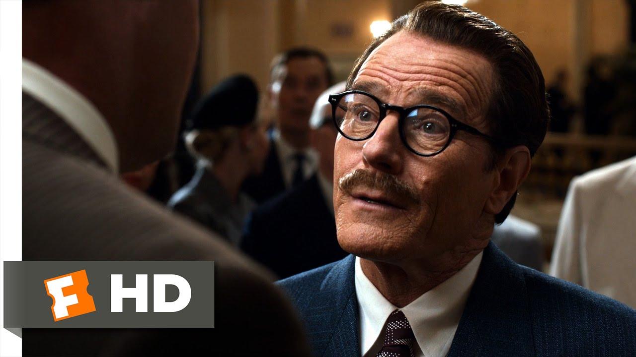 Trumbo (2015) - Clashing with John Wayne Scene (1/10) | Movieclips ...