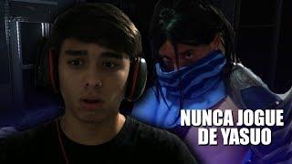 NUNCA JOGUE DE YASUO!