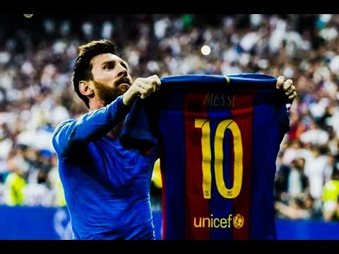 Lionel Messi - The Lion - Amazing Skills & Goals 2017 - HD