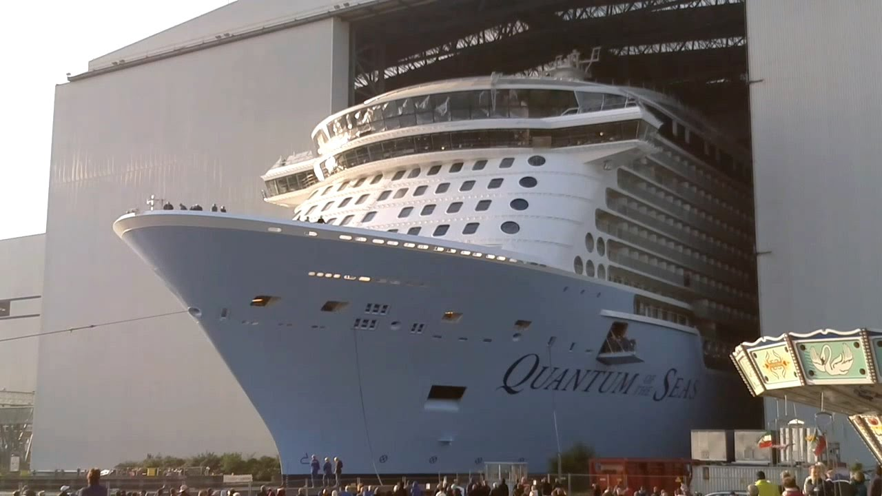 Replay: Float Out of the Quantum of the Seas live at Meyer ...Quantum Of The Seas Float Out