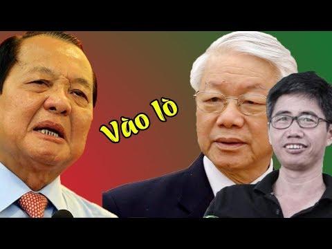Oshin Huy Đức chính thức thông báo cựu bí thư Tp.HCM sẽ bị bắt