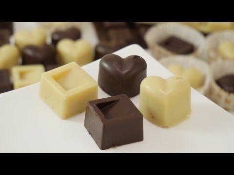 Pralinen | VEGAN & zuckerfrei | Schokolade selber machen