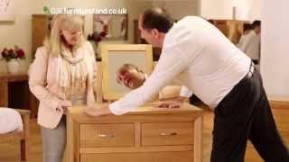 Oak Furniture Land | No Veneer In 'ere