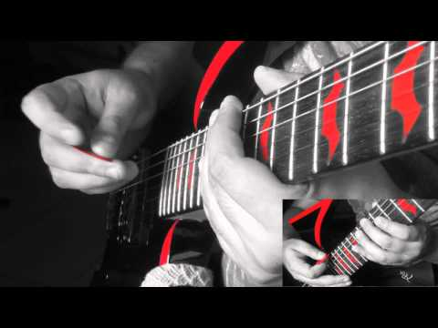 Static X - Skinnyman (guitar cover by men lahak) HD