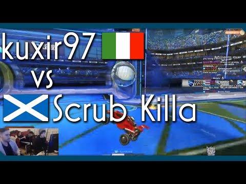 Kuxir97 vs Scrub Killa | 1v1 Showmatch