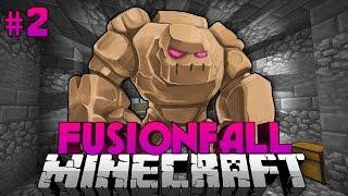CLAY GOLEM der SPALTUNG?! - Minecraft Fusionfall #002 [Deutsch/HD]