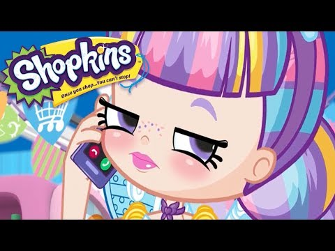 SHOPKINS - PHONE CALL | Cartoons For Kids | Toys For Kids |