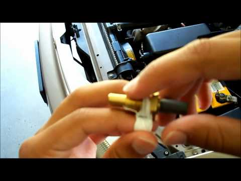 How to Change a Coolant Temperature Sensor