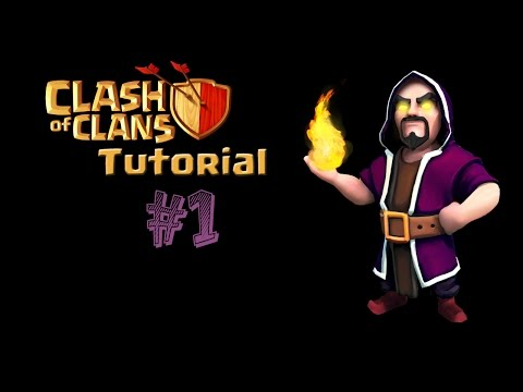 #1 Tutoriál CoC. [cz] How to install clash of clans on PC. [Full HD]