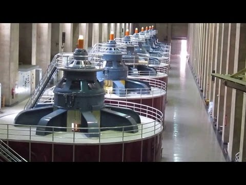 HOW IT WORKS: The Hoover Dam (720p)