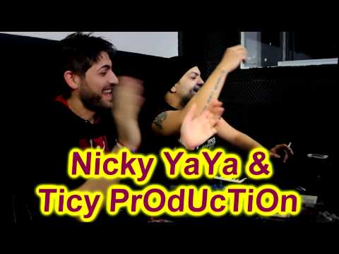 NICKY YAYA SI TICY PRODUCTION - ASA E DRAGOSTEA PROMO 2013( in curand)