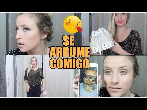 SE ARRUME COMIGO / MAQUIA E FALA - BARZINHO 2