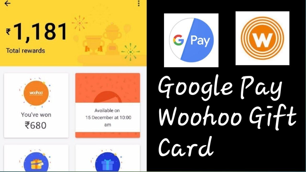 Google Pay New Woohoo Scratch Card || Tez Woohoo Scratch Card ||Tez new  offer