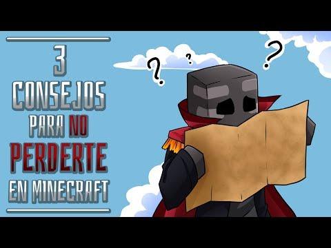 3 Consejos Para No Perderse En Minecraft