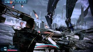 Mass Effect 3 PC Gameplay HD (Demo) | Maxed Out