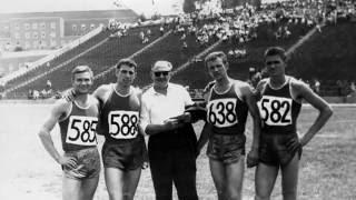 Интервью с серебряным призером 1965 года Н.Сусловым. С субтитрами