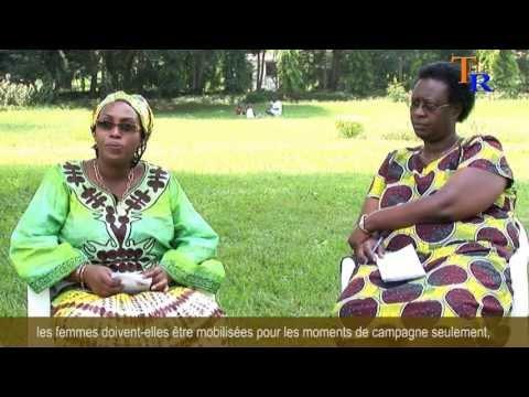 La longue marche des femmes du Burundi pour leurs droits