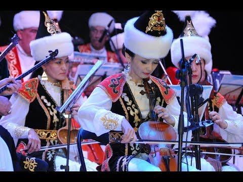 """Orchestra """"NARYN"""" / Оркестр """"НАРЫН""""  - IV Международный фестиваль национальных оркестров мира"""