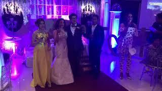 Cis and Dhel Lopez Wedding, Wedding Host, Birthday Host, Comedian Host