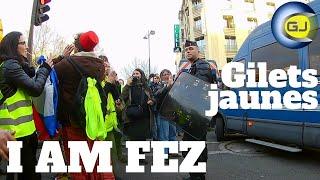 Gilets jaunes, police, gendarmerie : ce n'est plus comme avant. Paris, acte 16, 2 mars 2019.