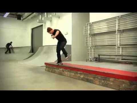 How to Backside Noseblunt| Ryan Gallant