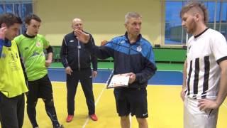 Тренировка МФК Интер с участием Ю.Н.Руднева