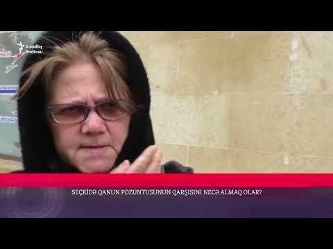 """""""Seçkilər artıq başa çatıb, sadəcə 11 apreldə elan edəcəklər"""""""