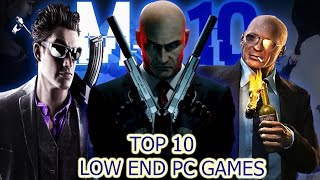 TOP 10 low end pc games 2017