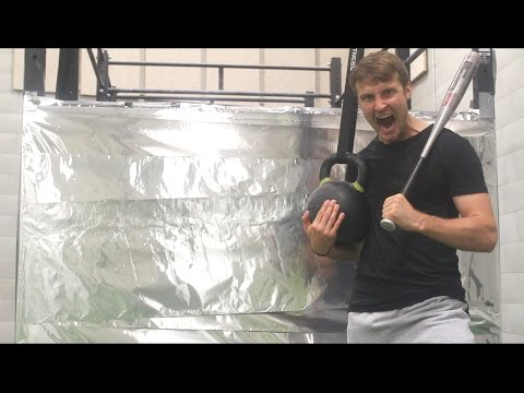 100 LAYERS OF ALUMINUM FOIL (DANGER ALERT) METAL WALL