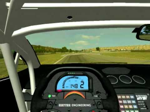 rfactor sebring hotlap with lamborghini gallardo gt3 onboard youtube. Black Bedroom Furniture Sets. Home Design Ideas