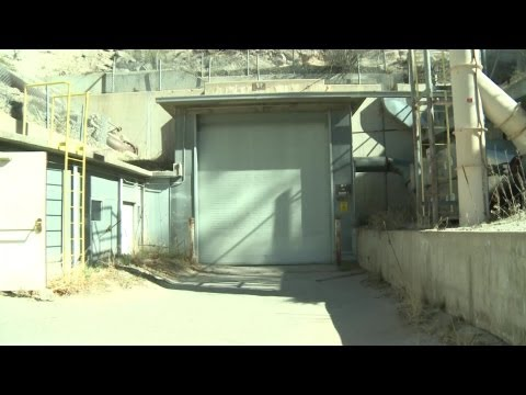 A tour of the tunnels under LANL