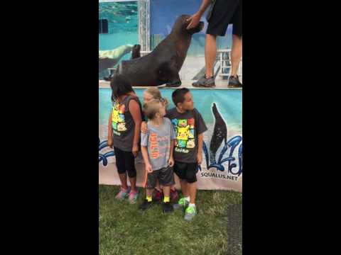 The Ohio State Fair with water friends