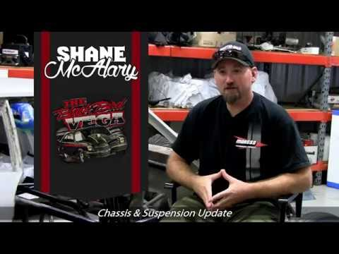 Street Outlaws' Shane McAlary is ready for his comeback with the rebuild of the Black Bird Vega