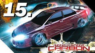 Need for Speed Carbon #15 Policja po wyścigu, policja w lodówce...