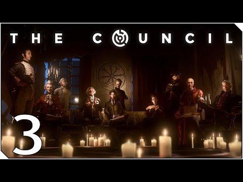 THE COUNCIL | Capitulo 3 | Pinchito! Vamos ahí Louis!! Final episodio 1