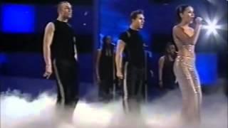 Алсу. Евровидение 2000 (выступление + объявление результатов)