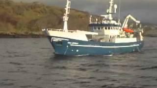 mfv sea spray leaving killybegs