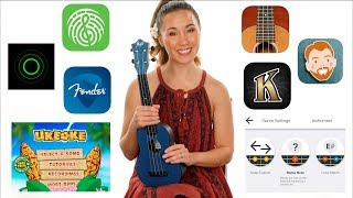 Top 9 Music Apps for 2019 - iPhone and Android- Ukulele, Guitar, and More