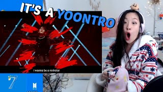 Gambar cover BTS (방탄소년단) MAP OF THE SOUL : 7 'Interlude : SHADOW' Comeback Trailer REACTION | #YOONTRO
